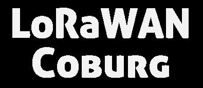 LoRaWAN Coburg Logo